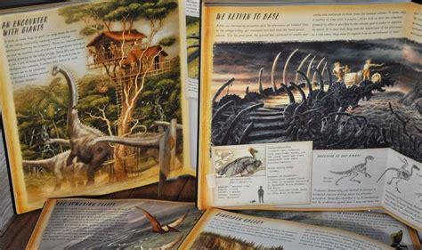 Dinosaurology: The Search for a Lost World, Being an