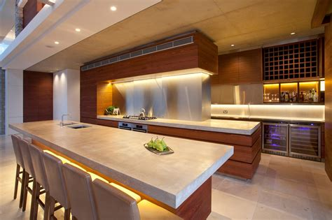 12 Unique Modern/Contemporary Gourmet Kitchens! | Homes of