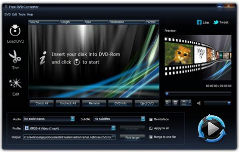 Free DVD Converter - Free download and software reviews