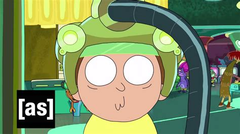 'Rick And Morty' VR Game Coming To Comic-Con, First