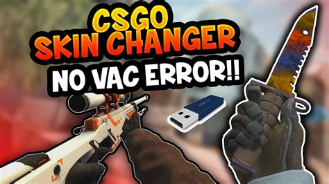 How to get ALL CSGO skins Online with Skin Changer (VAC