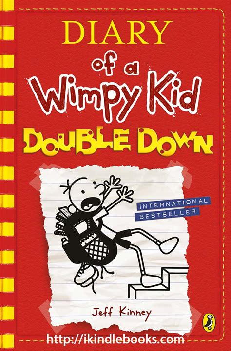 Diary of a Wimpy Kid Book: Double Down (Book 11) ebook