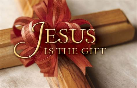 Jesus is the Gift Banner - Church Banners - Outreach Marketing