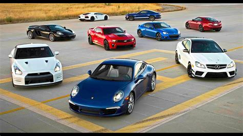 Picking the 2012 Best Driver's Car! - YouTube