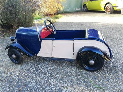 Coupé Rosalie 1934 in 2020 | Kids bike, Toy car, Cool cars