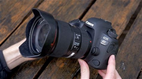 Canon 6D Mark II - Hands-on First look (and comparisons to