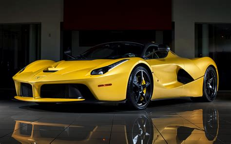 2013 LaFerrari (US) - Wallpapers and HD Images | Car Pixel