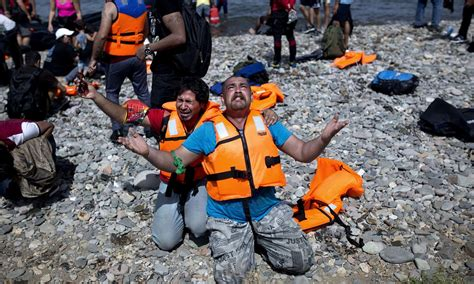 Blame game continues between Greece and EU over Refugee