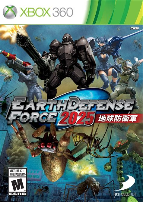 Earth Defense Force 2025 - IGN
