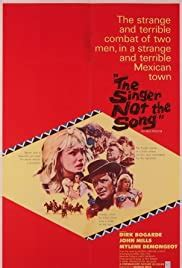The Singer Not the Song (1961) - IMDb
