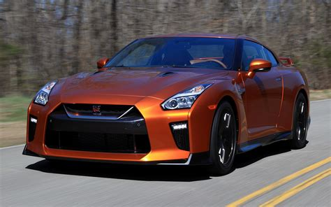 2017 Nissan GT-R (US) - Wallpapers and HD Images | Car Pixel