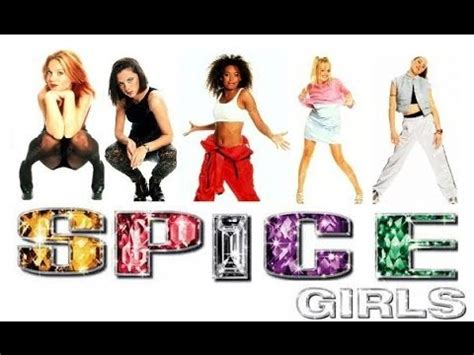 Spice Girls - Love Thing (Lyrics & Pictures) - YouTube
