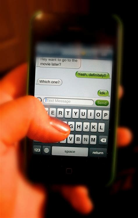 Translate That Text! 25 Texts Girls Send and What They