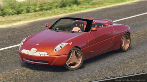 1997 Daewoo Joyster Concept [Add-On / Replace | Tuning