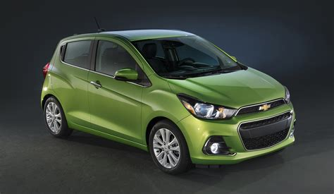 2017 Chevrolet Spark (Chevy) Styling Review - The Car