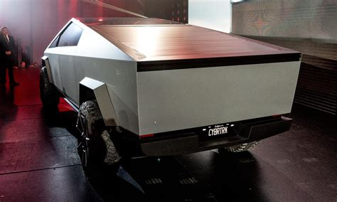 Tesla adds solar panels to Cybertruck for daily range boosts