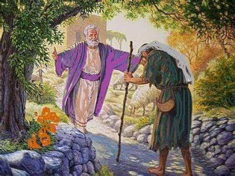 BIBLE STORY: The lost Son