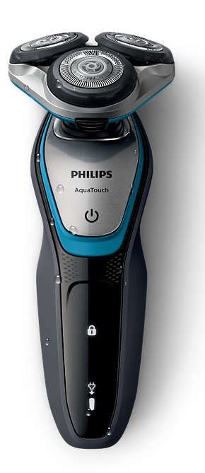 Philips AquaTouch S5400/06 - 1a
