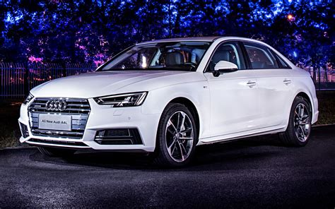 2016 Audi A4 L Sedan S line (CN) - Wallpapers and HD