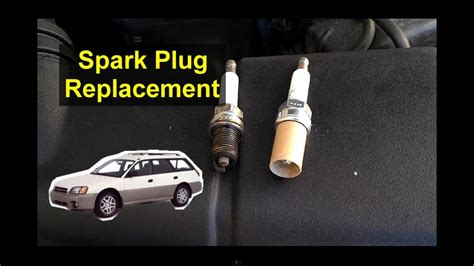 How to replace the spark plugs (tune up) in your Subaru