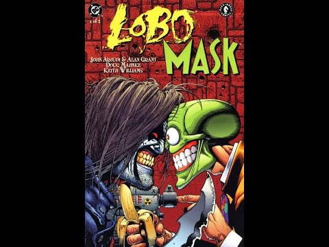The Mask Strikes Back Issue 1 | The Mask Wiki | FANDOM