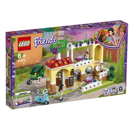 LEGO® Friends 41379 Heartlake City étterem - eMAG