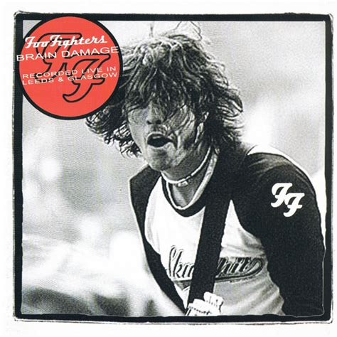 Foo Fighters - Brain Damage (CD, Unofficial Release) | Discogs