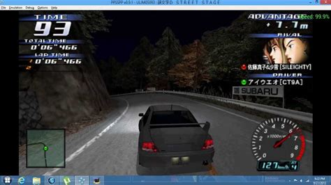 How to play initial D game on PC - YouTube