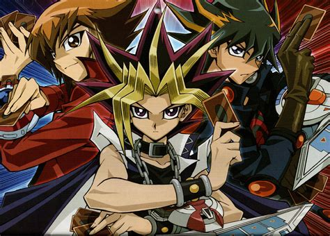 Yu-Gi-Oh! GX Wallpapers - Wallpaper Cave