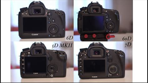 Canon EOS 6D Review (Video Mode) + Comparison Video for