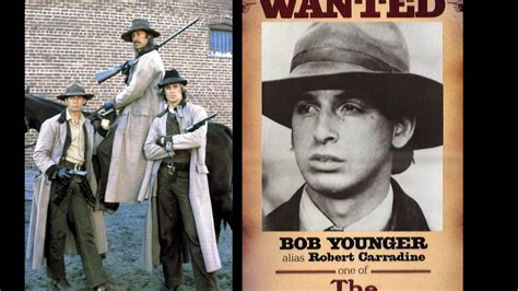 """The Long Riders"" Movie Outlaws with Robert Carradine A"