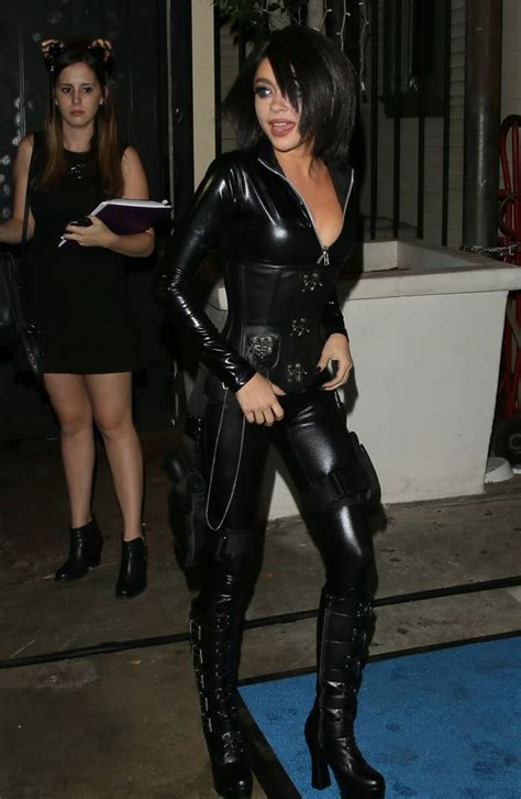 SARAH HYLAND at Just Jared Halloween Party in Hollywood 10