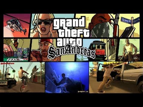 Grand Theft Auto San Andreas On PS3 — HACK CHEAT DOWNLOAD