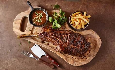 Tomahawk Steak for 2 – Rutherford Prime Meats