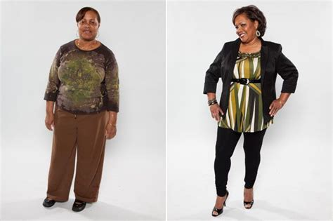 39 best Before and After Clothing Makeover with Stylist