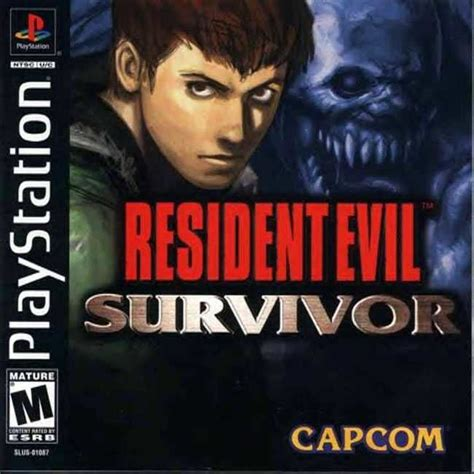 Resident Evil: Survivor for PlayStation (2000) - MobyGames