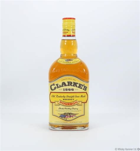 Clarke's - Old Kentucky Straight Sour Mash Auction