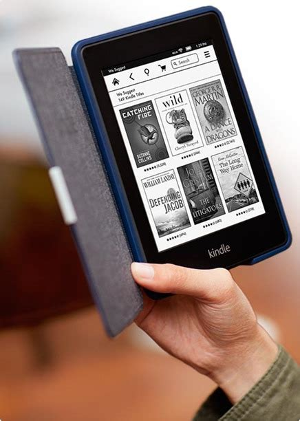 Amazon Kindle Paperwhite 3G Full Specs And Price Details