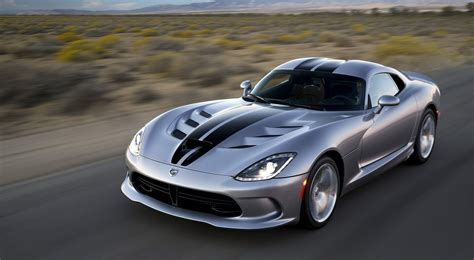 The 2016 Dodge Viper Could Get More Power And A Drop Top