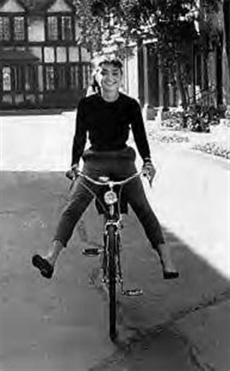 Melina: Life is like riding a bicycle