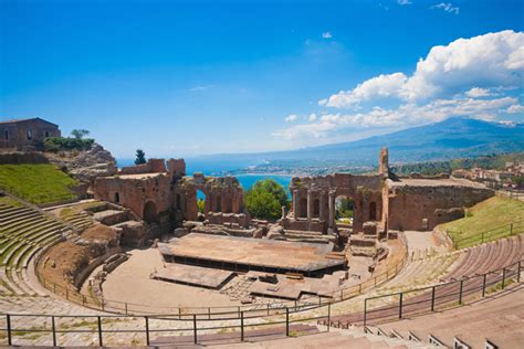 Opera and Ballet at Sicily's Open-Air Greek Theaters