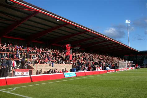 FC United of Manchester - Broadhurst Park Building Chronicle