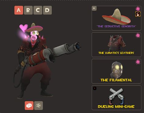 I've had this pyro cosmetic set for a while, never sure