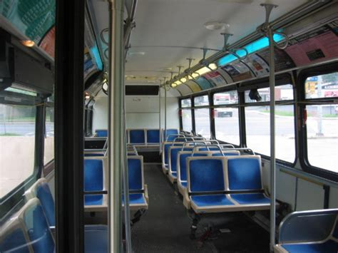 Ride On 35 Foot Orion V Buses | Oren's Transit Page