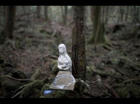 Suicide Forest Aokigahara JAPAN HAUNTED Ghost Caught on